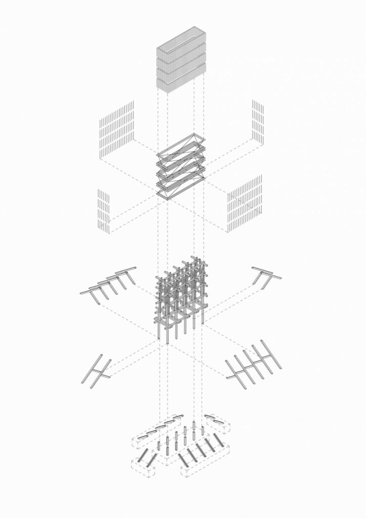 Ga Estudio Axonometrica Torres De Material E1519923080275
