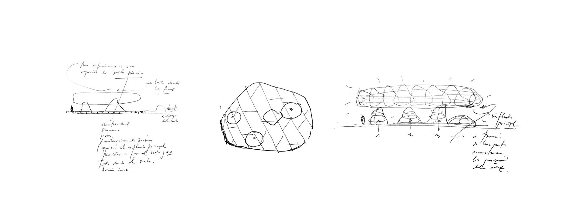Dolmen, Ruina de Aire