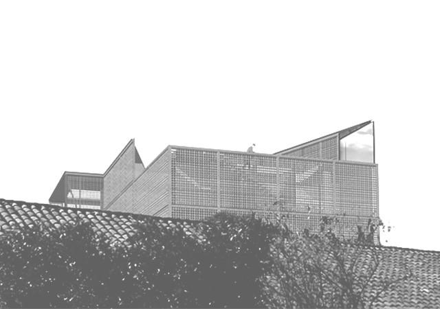 Edificio Docente y de Investigación Escuela de Arquitectura UC