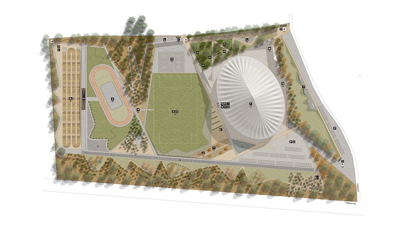 Ga Estudio 1 Parque Deportivo Villa Alemana1170  826 2